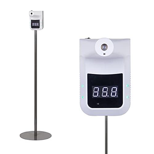 Termometro digitale con supporto Gocciasana | Termometro infrarossi automatico | Termometro febbre infrarossi professionale