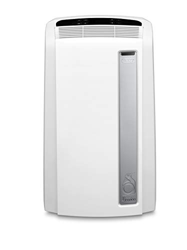 De'Longhi Pac AN112 Silent Climatizzatore Portatile Pinguino, 950 W, Bianco