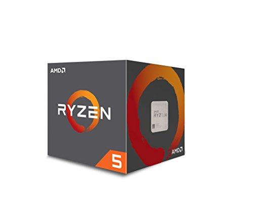 AMD CPU RYZEN 5 1600 AM4
