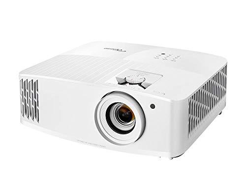 Optoma UHD42 videoproiettore 3400 ANSI Lumen DLP 2160p (3840x2160) UHD42, 3400 ANSI Lumen, DLP, 2160p (3840x2160), 500000:1, 16:9