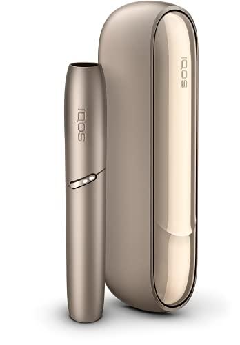 IQOS 3 DUO Brilliant Gold, il dispositivo IQOS più avanzato come alternativa alla sigaretta