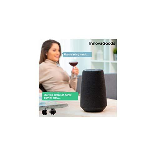 Altoparlante Bluetooth intelligente assistente vocale.