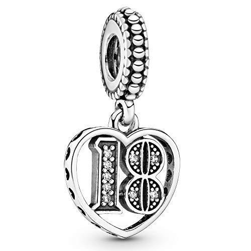 Pandora Bead Charm Donna argento - 797262CZ