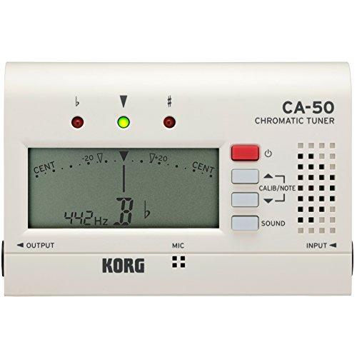KORG CA-50 Accordatore Cromatico