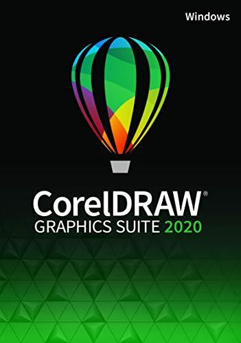 CorelDRAW Graphics Suite 2020 | Perpetual Windows | 1 Dispositivo | PC | Codice d'attivazione per PC via email