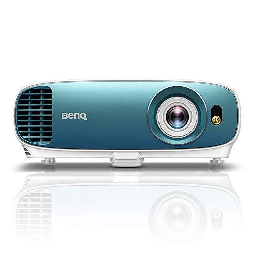 BenQ TK800M Videoproiettore Home Entertainment 4K UHD HDR con HDR e HLG, 3000 Lumen, Copertura al 96% di Rec.709
