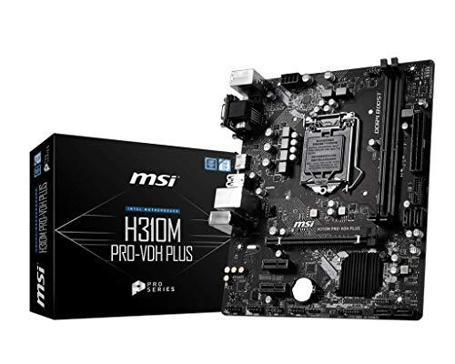 MSI H310M PRO-VDH PLUS scheda madre LGA 1151 (Presa H4) Intel® H310 micro ATX