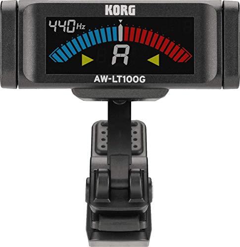 KORG AW-LT100G - Accordatore Clip On per Chitarra