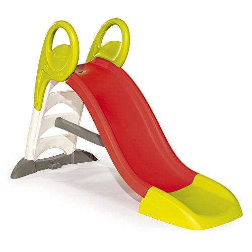 Smoby - Scivolo KS Water Fun, Scivolata 1.5 metri, Scaletta con Maniglioni, + 2 Anni, 7600310262