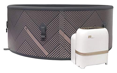 Tempo Style Piscina Idromassaggio Mspa Diva Plus Mono Concept Riscaldatore