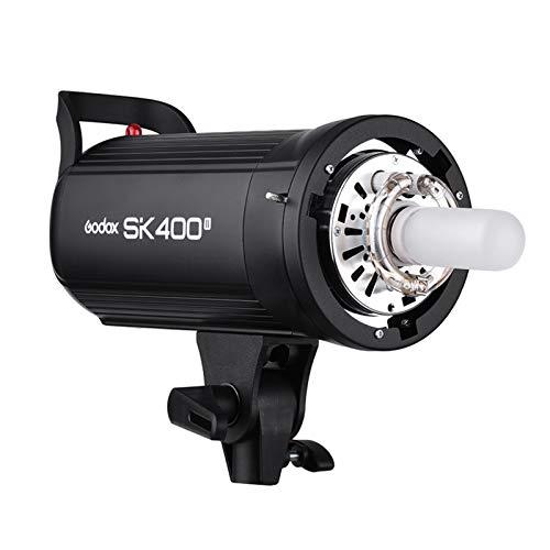 Godox SK400II Professionale Flash 400ws 5600K 2.4G wireless X system flash stroboscopico da Studio con 150W modellazione Lampada