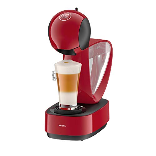Krups Dolce Gusto KP1705 Infinissima Macchina per Capsule di caffè, 1500 W, Rosso/Nero