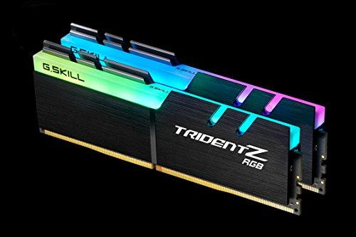 G. Skill DDR416GB PC 3200cl16Kit 2X 8GB 16gtzrx Tri R–16GB–3.200MHz, F4–3200C16d 16gtzrx