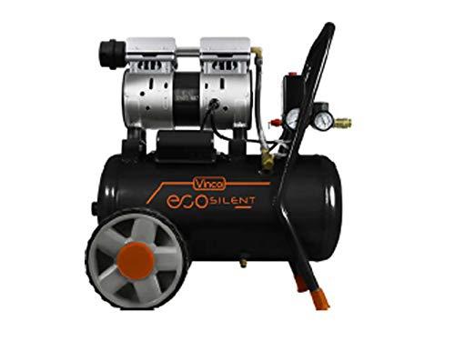 VINCO 82441 Compressore Lt.24 Silenziato 60700