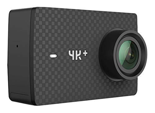 Yi 4K + BK Fotocamera di azione e di sport 4K/60fps Wi-Fi Nero