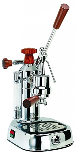 la Pavoni Europiccola ELH Libera installazione Macchina per espresso Acciaio inossidabile 0,8 L 8 tazze Semi-automatica