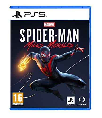 Spider-Man Miles Morales - PlayStation 5