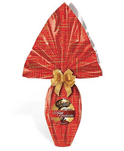 Uovo GIGANTE da 5 Kg Cioccolato Extra Fondente - Uova di Pasqua (5 Kg)