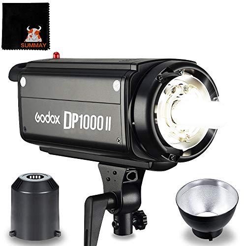 GODOX DP1000II 1000Ws 2.4G GN92 Studio Strobe Flash