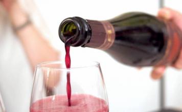 come rendere frizzante il vino