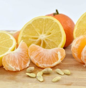 conservare arance e limoni