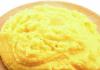 polenta attaccare pentola