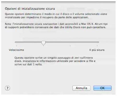 COME FORMATTARE UNA PENNA USB CON MAC