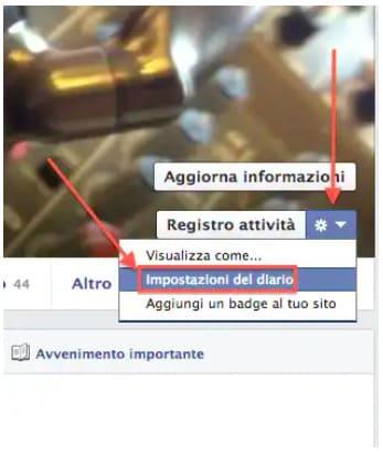 COME RENDERE PRIVATO IL TUO PROFILO FACEBOOK
