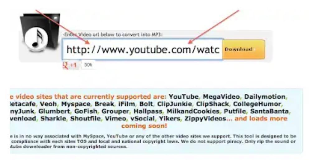 Come scaricare musica gratis da Youtube