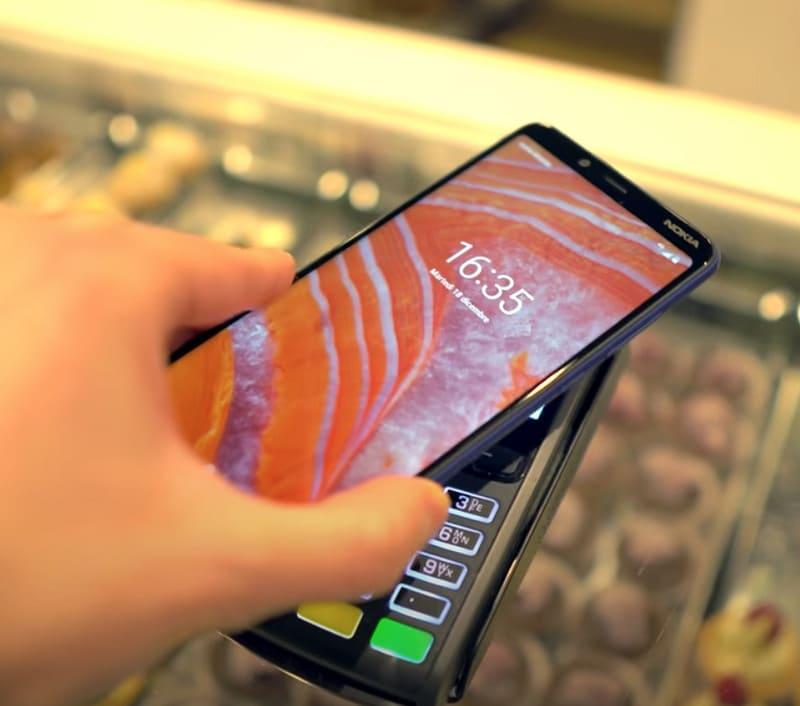 Come pagare con NFC