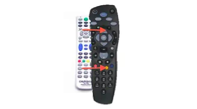 COME ABBINARE IL TELECOMANDO SKY ALLA TV