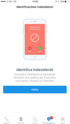 COME BLOCCARE LE TELEFONATE INDESIDERATE