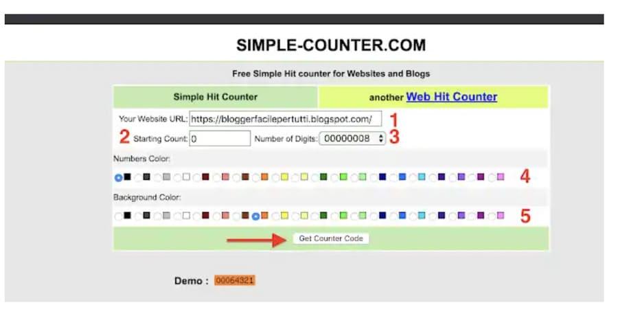 Simple-counter.com