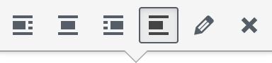 pannello di controllo immagini wordpress