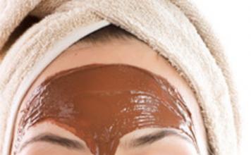 maschera al cioccolato fai da te