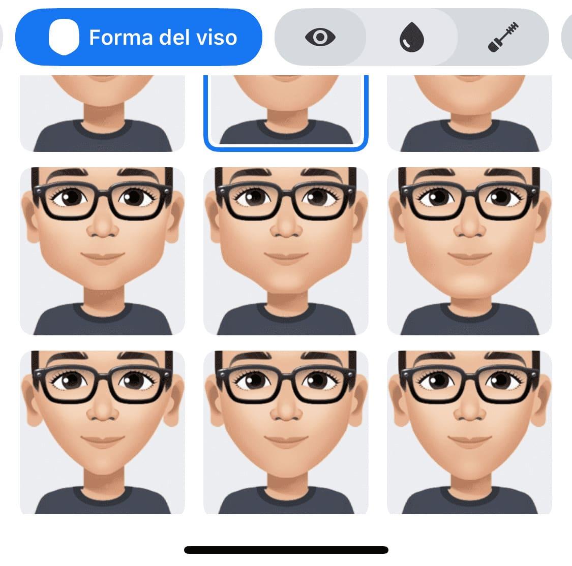 Crea il tuo avatar per Facebook