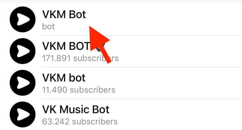 Scaricare musica su Telegram gratis