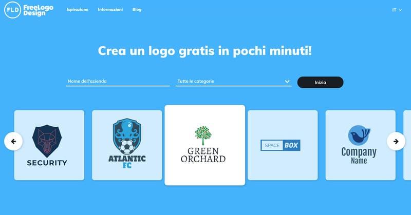 creare un logo personalizzato efficace