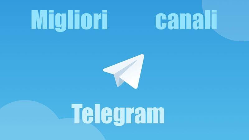 Migliori canali Telegram