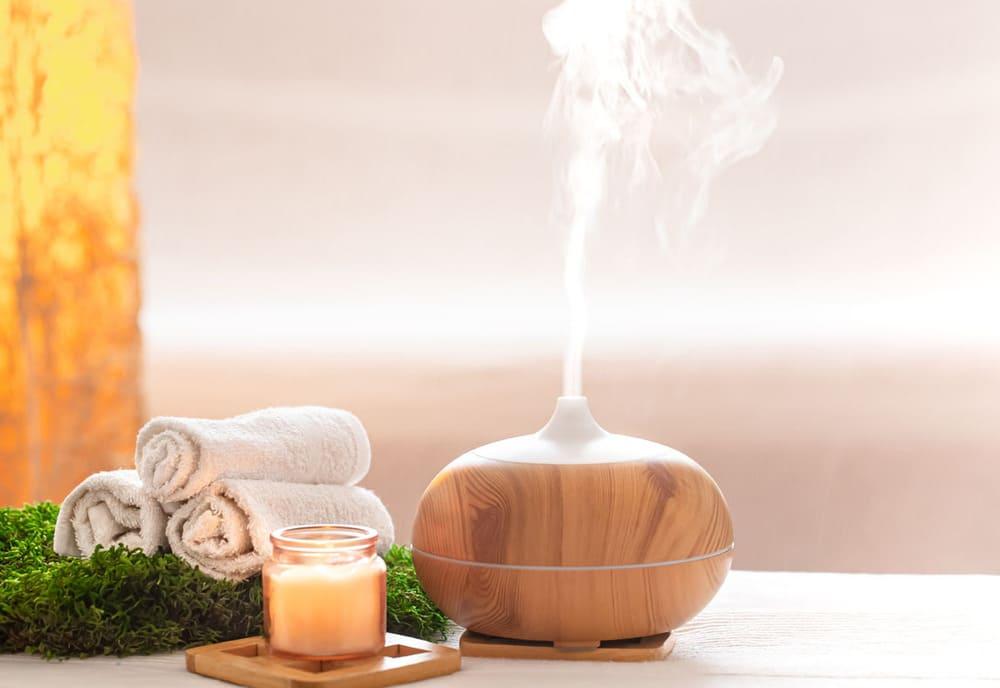 Oli essenziali per profumare casa