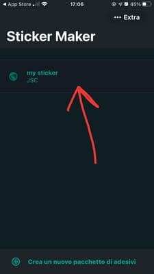 Sticker Maker studio creare stickers per WhatsApp
