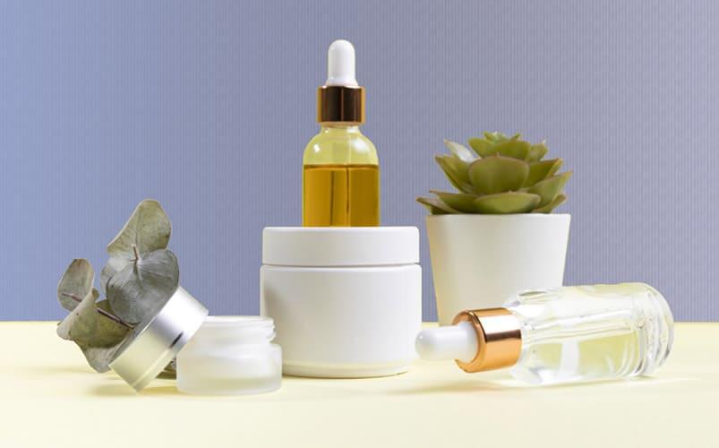 Oli essenziali uso cosmetico