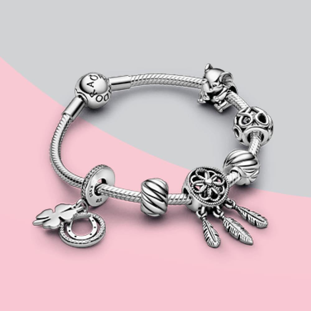esempi di bracciale Pandora