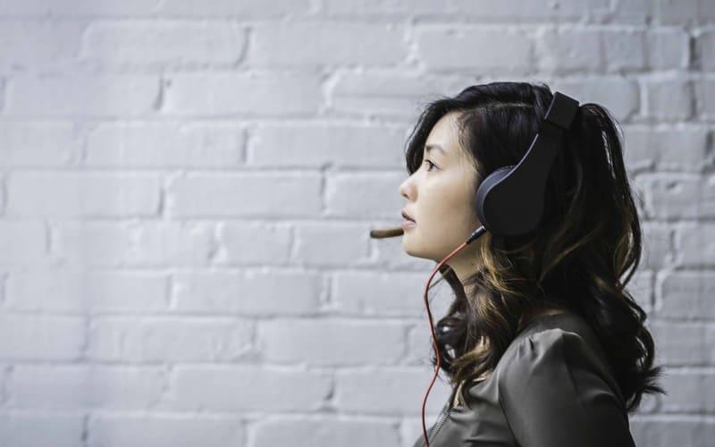 Cuffiette per ascoltare musica