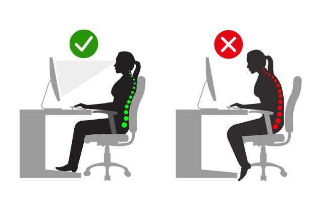 correttori posturali